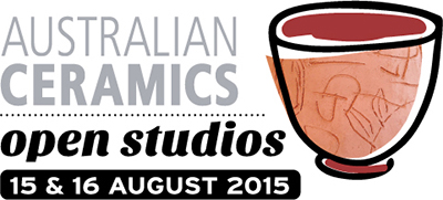 Australian Ceramics Open Studios 2015